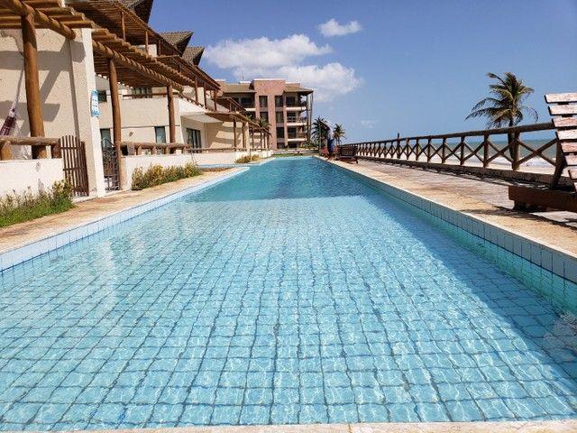 Apartamento para alugueo temporada  com pé na areia na praia do cumbuco 100 m2 - Foto 8