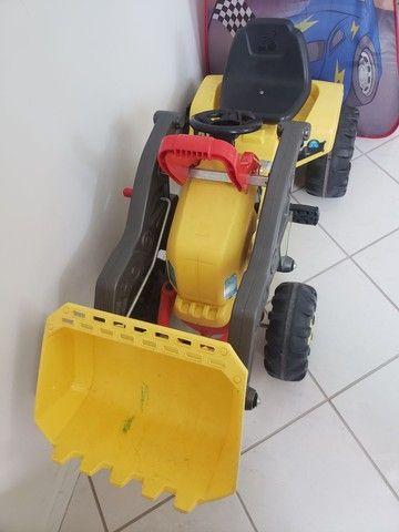 Quadriciculo Infantil Trator - Foto 2