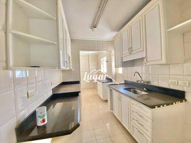 Apartamento com 3 dormitórios para alugar, 90 m² por R$ 1.800,00/mês - Boa Vista - Marília - Foto 2