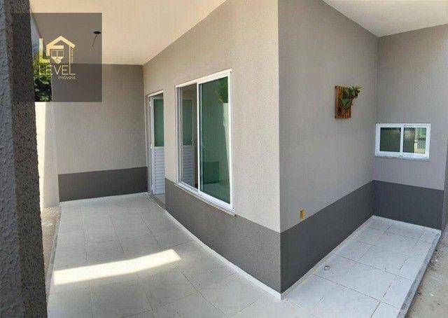 Casa com 2 dormitórios à venda, 77 m² por R$ 163.000,00 - Lt Parque Veraneio - Aquiraz/CE - Foto 2