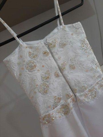 Vestido de Novinhas Infantil  - Foto 2