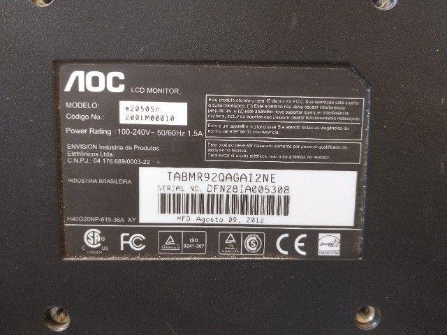 "Monitor AOC e2050Sn 20"" - Foto 4"