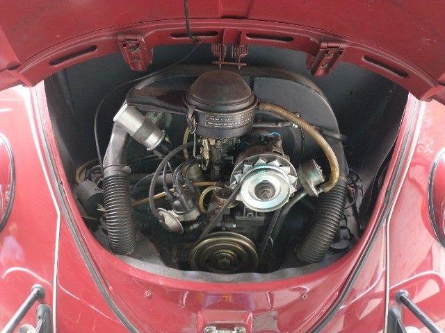 volkswagen fusca 1300 1968 - Foto 5