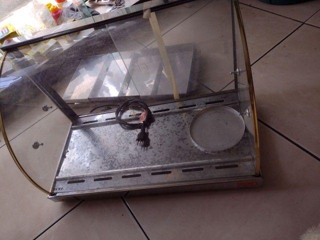 Estufa de vidro com 8 bandejas  - Foto 4