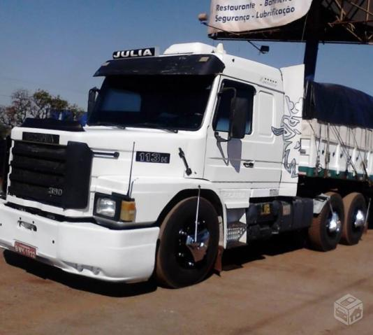 SCANIA 113H 360 TOP LINE