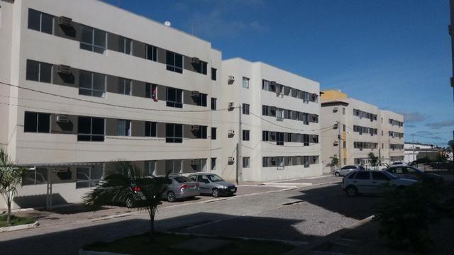 Apartamento em Pajuçara com 2 Quartos, Condomínio Florais do Brasil