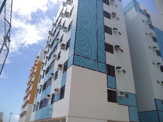 Apartamento 3 quartos - 100 metros da praia , completo de armários