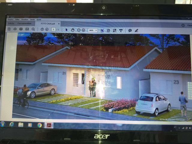 Casas em Campo limpo, Divisa com Várzea Paulista - ultimas unidades localização - Foto 2