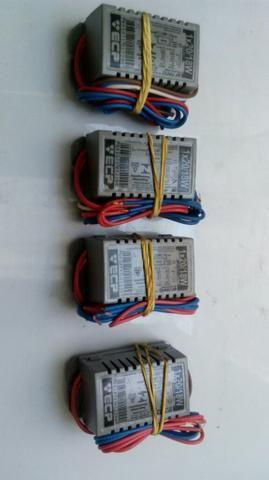 Reator Eletronico ECP 1X20/18w p/lampada fluorescente