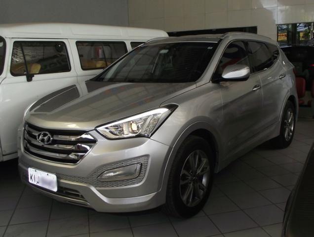 Hyundai Santa Fe 3.3 Automatica 5 Lugares 2014