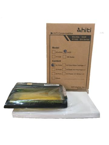 Papel e Ribbon Hiti S420