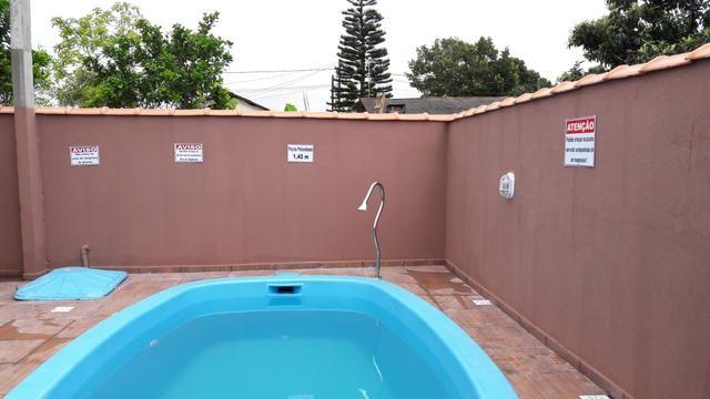 Casas na praia com piscina aproveite promoção Fim de Ano.Praia de leste - Foto 3