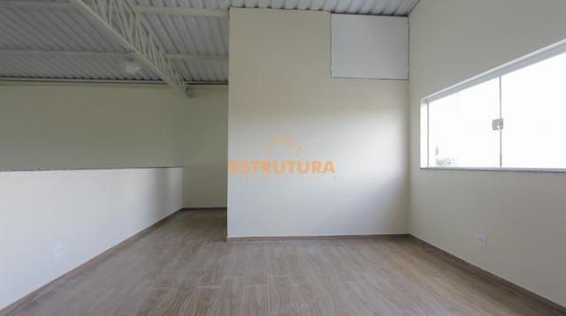 Barracão para alugar, 520 m² por R$ 12.000,00/mês - Vila Alemã - Rio Claro/SP - Foto 15