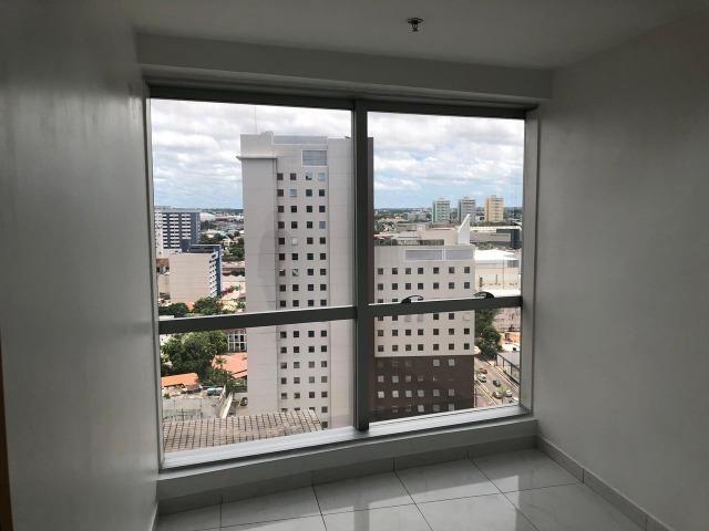 2 salas no Ed Atlantic Tower andar alto lado a lado chapada - Foto 6