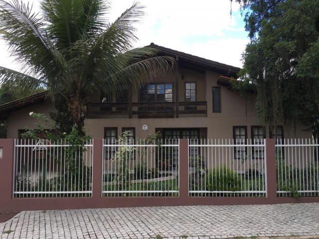 Casa à venda com 4 dormitórios em Bom retiro, Joinville cod:KR314