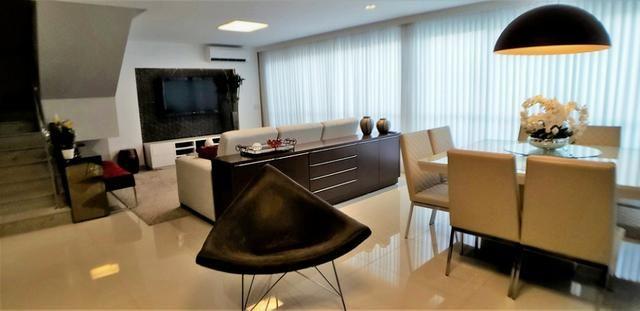 Apartamento Duplex 4 Suítes, 242 m² c/ armários na 404 Sul - Letoile Du Parc - Foto 14