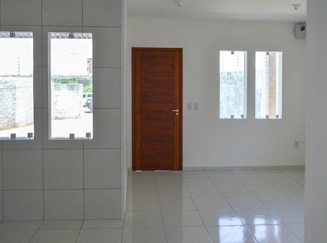 Casa TOP no Cidade das Rosas 1, lote de 300m2 e casa com 105m2, na entrada do loteamento - Foto 9