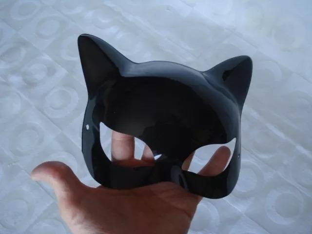 Mascara Mulher Gato Sensual Festa Fantasia Haloween - Foto 3
