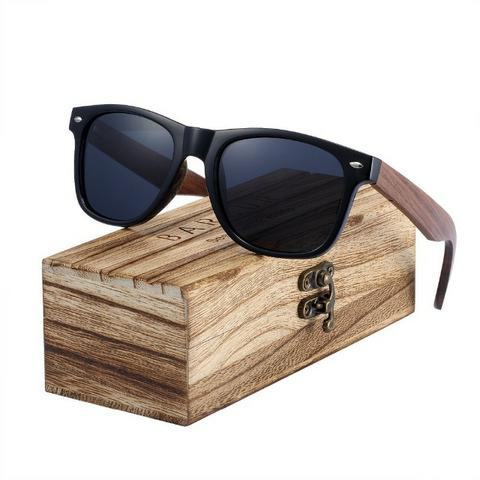 24db978cc Óculos de sol Polarizado Handmade Bambu novo - Barcur - Bijouterias ...