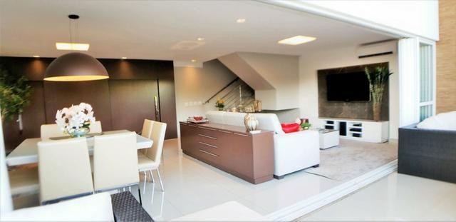 Apartamento Duplex 4 Suítes, 242 m² c/ armários na 404 Sul - Letoile Du Parc - Foto 3