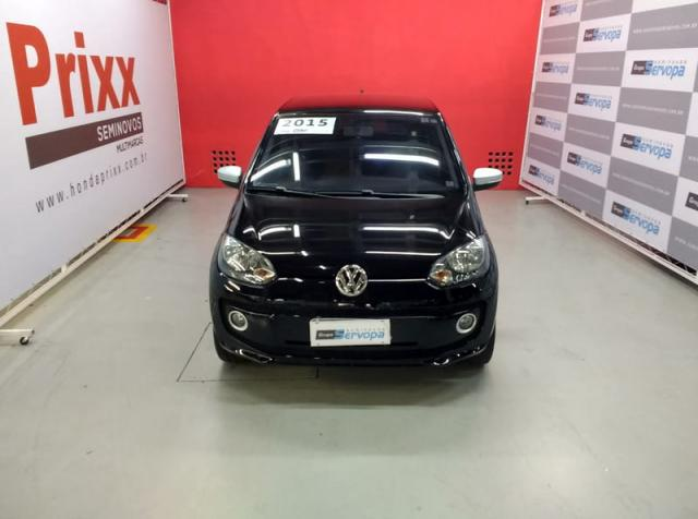 UP! BLACK WHITE RED 1.0 L MPI TOTAL FLEX MEC 4P - Foto 9