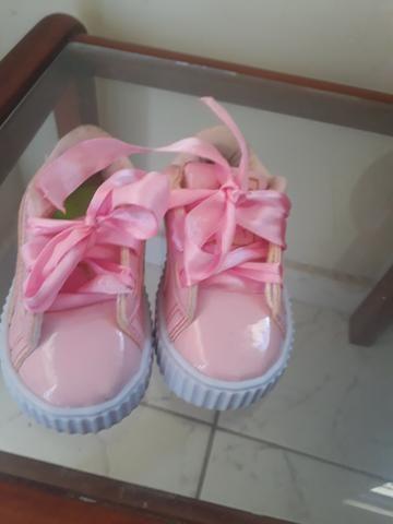 1049537e3a Sapato infantil da puma - Artigos infantis - Jardim São Paulo ...
