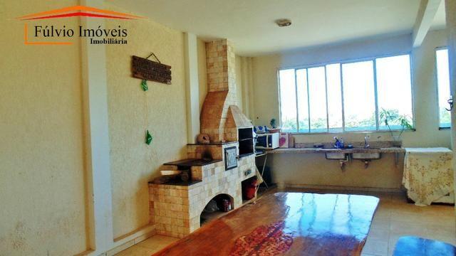 Linda casa, fino acabamento, porcelanato, laje, 04 quartos Colônia Agrícola Samambaia - Foto 18