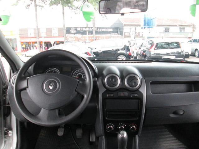 Renault Logan Expression 1.6 2012 Flex - Foto 10