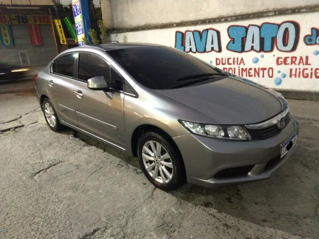 Honda Civic 2016 baixo KM