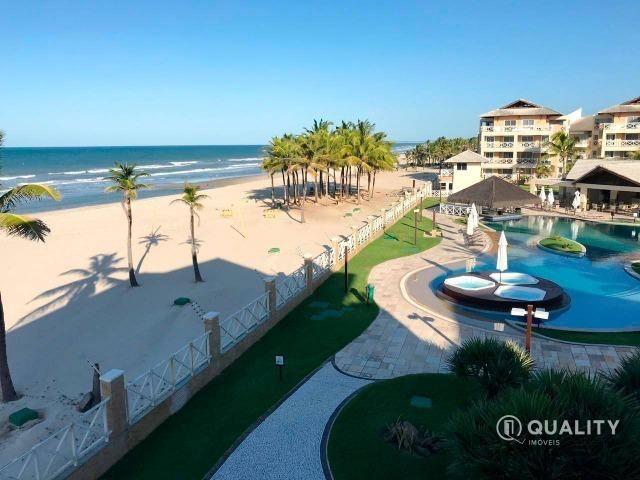 Apartamento duplex com 4 quartos à venda, 151 m² por R$ 2.000.000 Porto das Dunas - Aquira - Foto 17