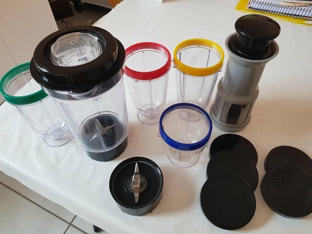 Liquidificador Fun Kitchen pouco uso