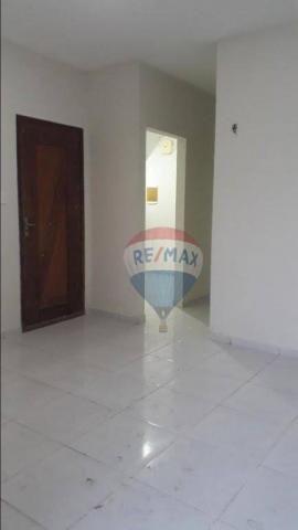 Casa com 3 dormitórios para alugar, 95 m² por r$ 650,00/ano - nova parnamirim - parnamirim - Foto 3