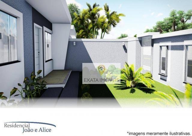 Lançamento! casas lineares independentes a 150m da rodovia, jardim mariléa, rio das ostras - Foto 10