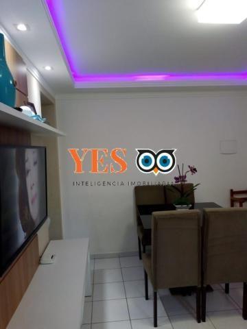 Apartamento residencial para venda, feira de santana, 2 dormitórios, 1 sala, 1 vaga. - Foto 9