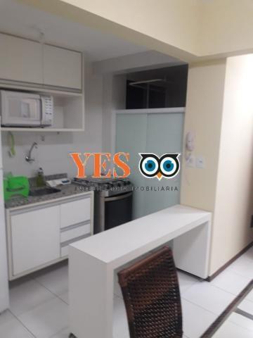 Apartamento, flat mobiliado, para locação, santa mônica, feira de santana, 1 dormitório, 1 - Foto 6