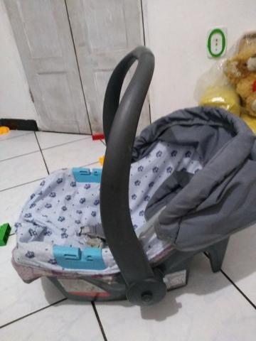 Bebê conforto touring para até 13 kilos usado