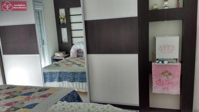 Apartamento à venda com 3 dormitórios em Ingleses do rio vermelho, Florianopolis cod:2400 - Foto 15