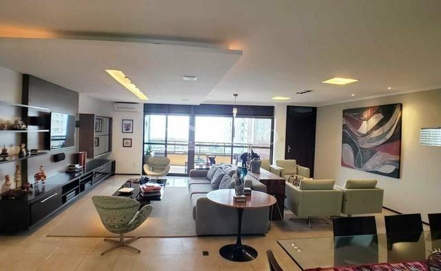 GM - Apartamento com fino acabamento/ 4 suítes/ 3 vagas