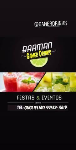 Barman, Bartender eventos, festas - Foto 6