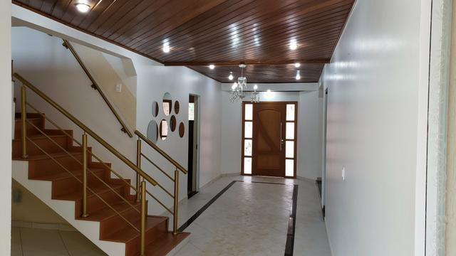 Sobrado 3suites churrasqueira lote 800m2 rua 8 Vicente Pires condomínio fechado - Foto 5