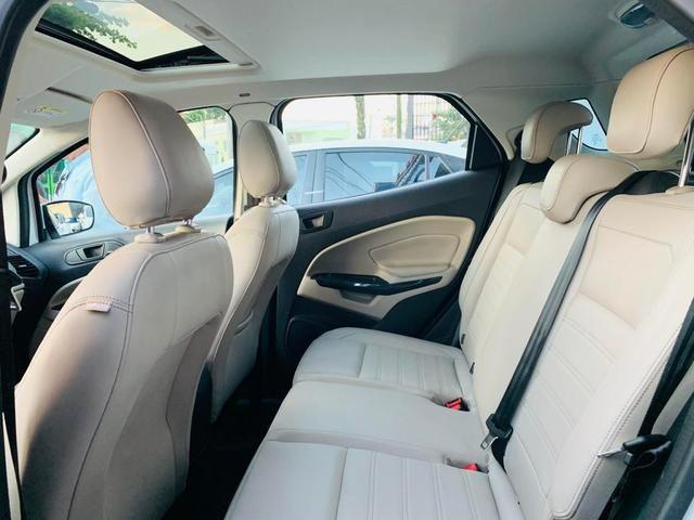 Ford EcoSport Titanium 1.5 Automática 2020 - Apenas 5.000 km - Foto 8