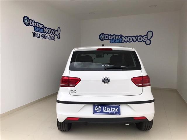 Volkswagen Fox 1.0 mpi trendline 12v flex 4p manual - Foto 5