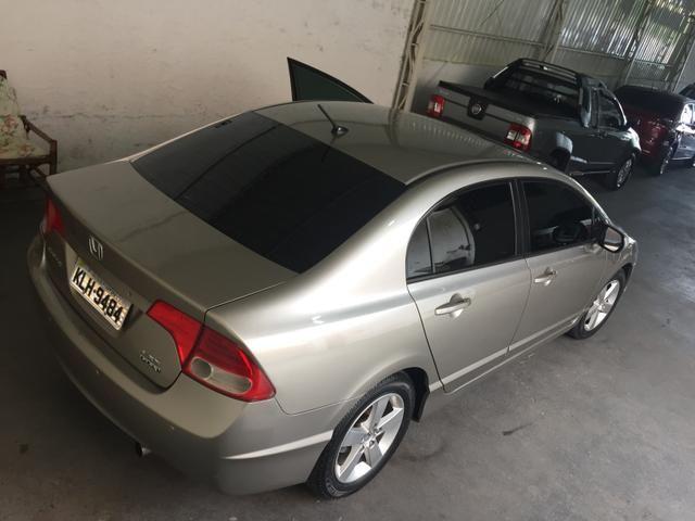 Civic lxs automático 2009 novíssimo