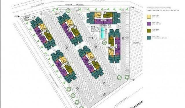 (A239)- 2 Quartos,50 m2,Novo,Cuca Mondubim, Mondubim - Foto 11