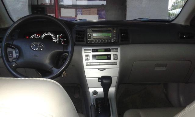 Corolla bem conservado 2007 segundo dono automático SEG - Foto 2