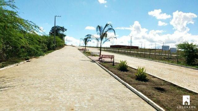 Lotes direto pela construtora, sem consulta spc e serasa, parcelas a partir de R$ 349,00 - Foto 4
