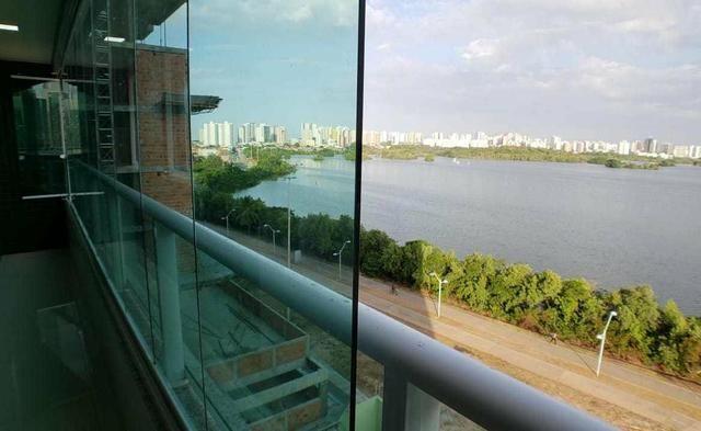 GM - Apartamento vista lagoa + 3 quartos - Foto 3