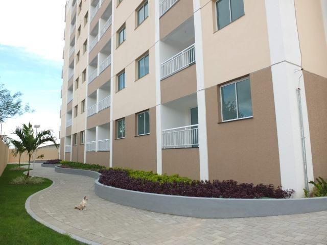 Apartamento a venda no Passaré, área de lazer completa, 2 quartos, 1 ou 2 vagas de garagem - Foto 3