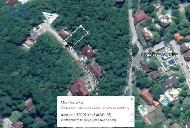 Terreno à venda, 600 m² por r$ 350.000 - bom retiro - blumenau/sc - Foto 2