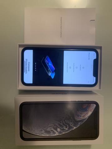 Apple iPhone XR 128 GB Branco na garantia - Foto 3